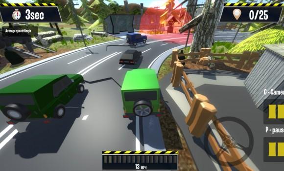 Russian Roads Ekran Görüntüleri - 1