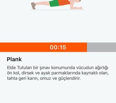 30 Day Fitness Challenge Ekran Görüntüleri - 2