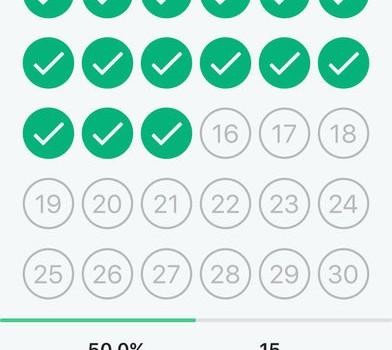 30 Day Fitness Challenge Ekran Görüntüleri - 3