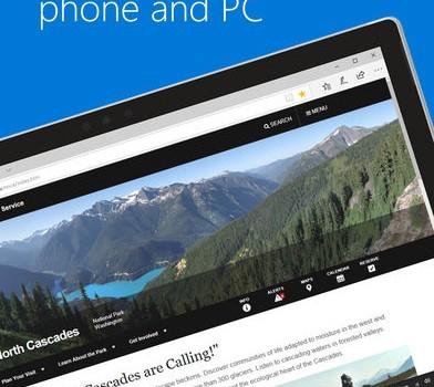 Microsoft Edge Ekran Görüntüleri - 2