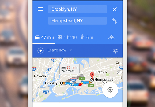 Google Maps Go Ekran Görüntüleri - 6