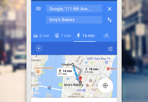 Google Maps Go Ekran Görüntüleri - 4