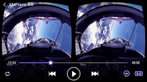 KMPlayer VR Ekran Görüntüleri - 2