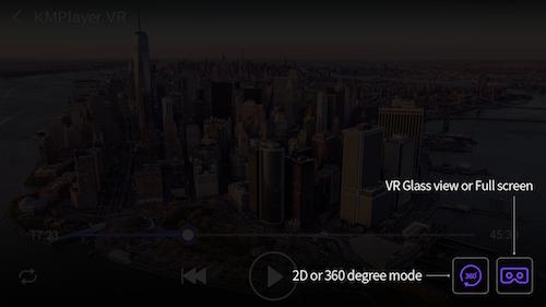 KMPlayer VR Ekran Görüntüleri - 4
