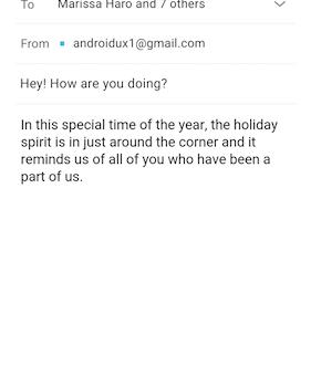 Samsung Email Ekran Görüntüleri - 4