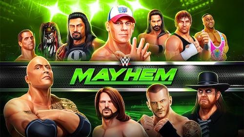 WWE Mayhem Ekran Görüntüleri - 7