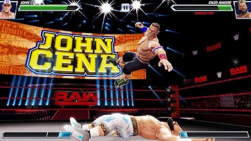 WWE Mayhem Ekran Görüntüleri - 1