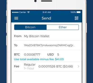 Blockchain Ekran Görüntüleri - 3