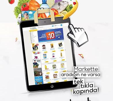 Makro Market Sepeti Ekran Görüntüleri - 1