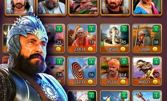 Baahubali: The Game 3 - 3