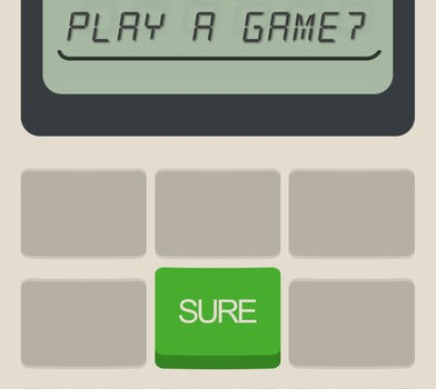 Calculator: The Game 1  - 1