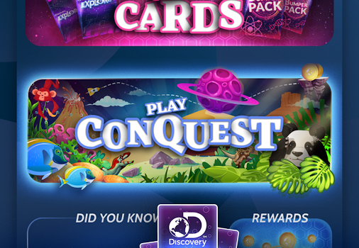 Discovery Card Quest 1 - 1