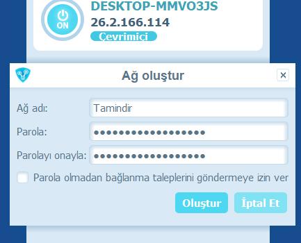 Radmin VPN 2 - 2