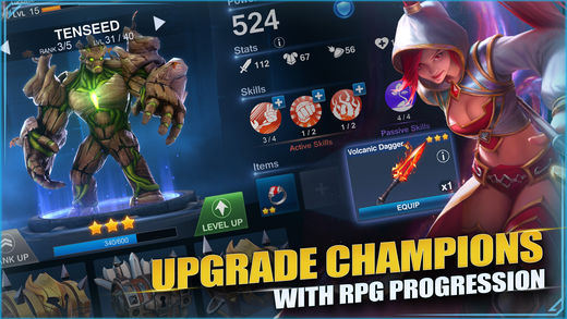 Champions Destiny 3 - 3