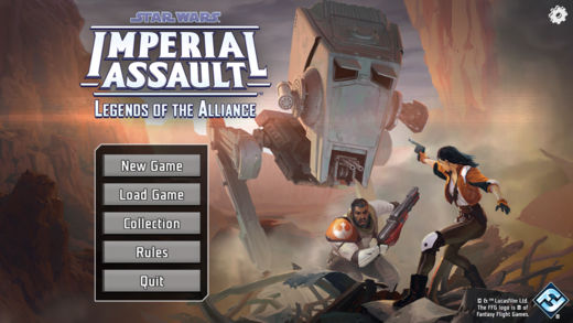 Star Wars: Imperial Assault 1 - 1