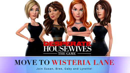 Desperate Housewives: The Game 1 - 1