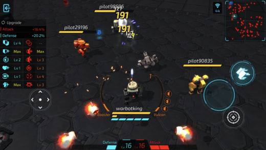 warbot.io 1 - 1