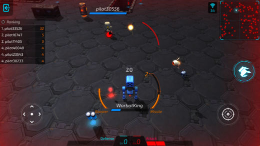 warbot.io 2 - 2