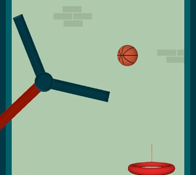 Dunk The Hoops 1 - 1