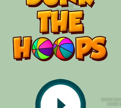 Dunk The Hoops 5 - 5