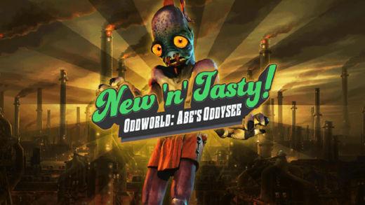 Oddworld: New 'n' Tasty 1 - 1