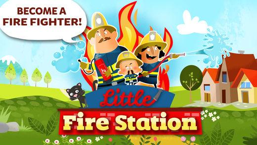 Little Fire Station 1 - 1