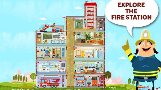 Little Fire Station 2 - 2