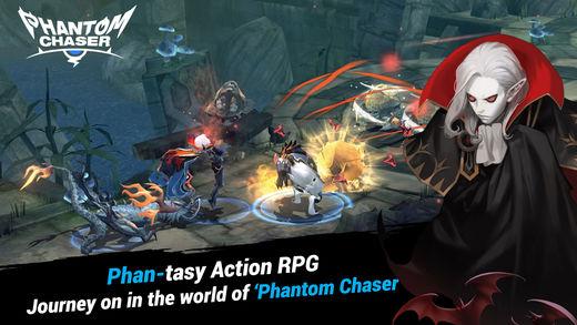 Phantom Chaser 1 - 1