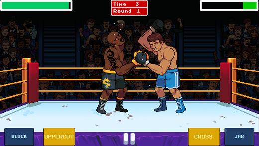 Big Shot Boxing Ekran Görüntüleri - 1