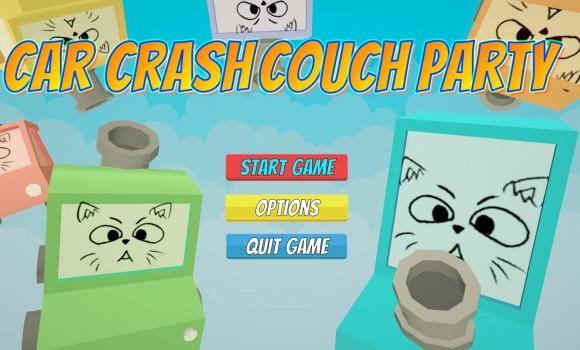 Car Crash Couch Party Ekran Görüntüleri - 1