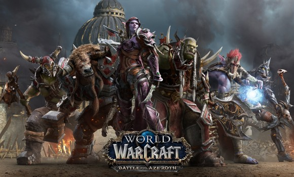 World Of Warcraft: Battle For Azeroth Ekran Görüntüleri - 4