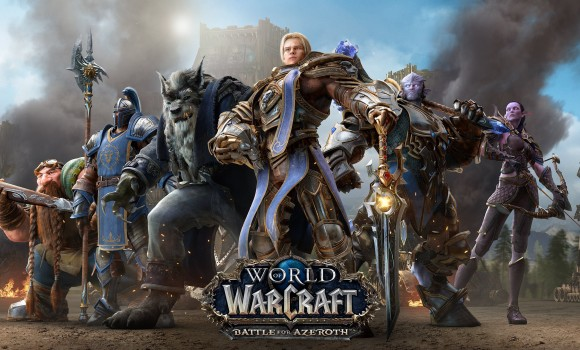 World Of Warcraft: Battle For Azeroth Ekran Görüntüleri - 5