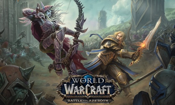 World Of Warcraft: Battle For Azeroth Ekran Görüntüleri - 1