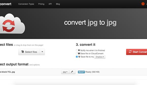 CloudConvert Ekran Görüntüleri - 5