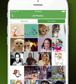 GIF Maker for Instagram Ekran Görüntüleri - 3