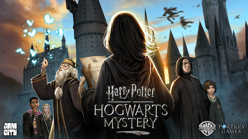 Harry Potter: Hogwarts Mystery Ekran Görüntüleri - 6