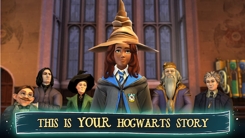 Harry Potter: Hogwarts Mystery Ekran Görüntüleri - 5