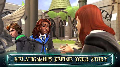 Harry Potter: Hogwarts Mystery Ekran Görüntüleri - 2