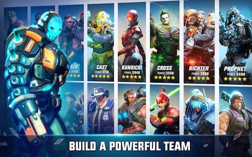 Hero Hunters Ekran Görüntüleri - 4