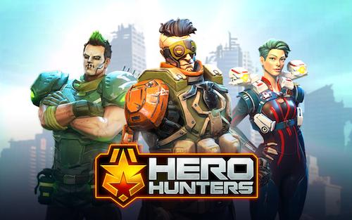 Hero Hunters Ekran Görüntüleri - 1