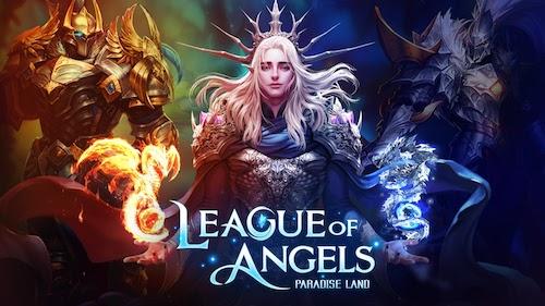 League of Angels: Paradise Land Ekran Görüntüleri - 5