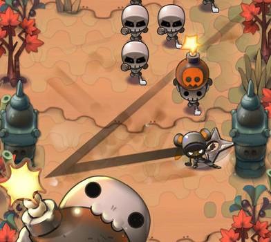 Nindash: Skull Valley Ekran Görüntüleri - 2