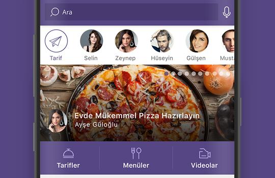 Yemek Evi Ekran Görüntüleri - 1