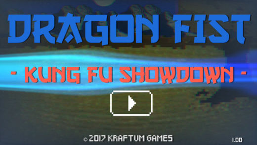 Dragon Fist - Kung Fu Showdown 1 - 1