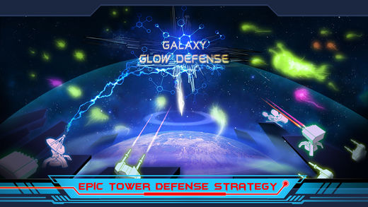 Galaxy Glow Defense 1 - 1
