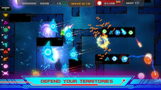 Galaxy Glow Defense 5 - 5