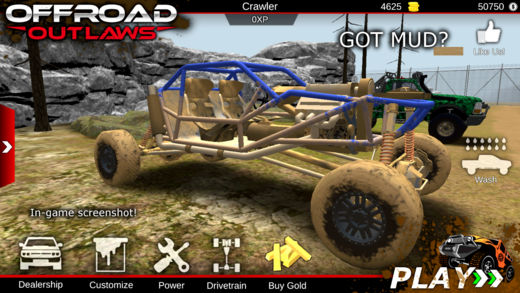 Offroad Outlaws 1 - 1
