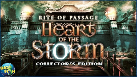 Rite of Passage: Heart of the Storm 1 - 1