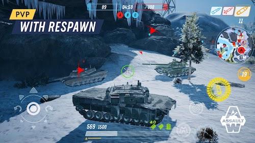 Armored Warfare Ekran Görüntüleri - 2