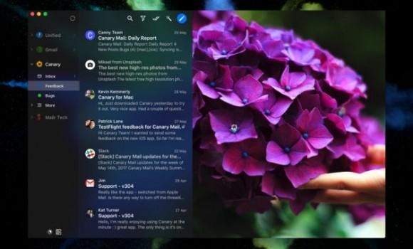 Canary Mail Ekran Görüntüleri - 1